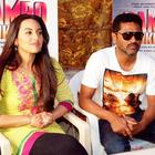 Rambo Rajkumar Press Meet In Gondal