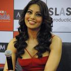 Bipasha And Nawazuddin Promotes Aatma Movie At Ambience Mall