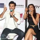 Deepika,Ranbir And Karan At Trailer Launch Of Yeh Jawaani Hai Deewani