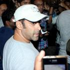 Salman Khan Spotted At Airport Returning From Medical Checkup From USA