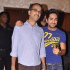 Ayushmann And Rohan At Nautanki Saala Movie Promotion
