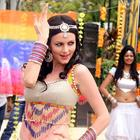 Stars Of Dussehra Shoot A Holi Song For The Film Photos
