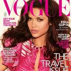 Esha Gupta Hot Photo Shoot For Cover Of Vogue India Magazine For April 2013 Issue