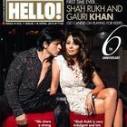 Shahrukh And Gauri Photo Shoot For Hello Magazine April 2013 Issue