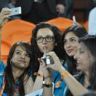 Stars At Hyderabad Vs Pune IPL Cricket Match