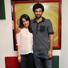 Aditya And Shraddha Promote Aashiqui 2 At Radio Mirchi 98.3 FM