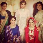 Sonam Kapoor Instagram Photos 2013