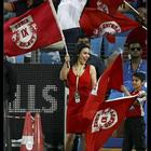 Preity Zinta Cool Smiling Look At PWI Vs KXIP Match In Pune