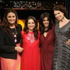 Ek Thi Daayan Team On The Front Row Show With Anupama Chopra
