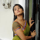 Anushka Shetty Hot Photo Still In Mirchi Movie