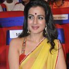 Ameesha Patel Hot Photos At TSR TV9 Film Awards Function