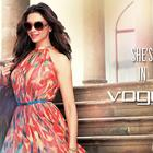 Deepika Padukone Photo Shoot For Vogue Eyewear