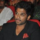 Allu Arjun At Iddarammayilatho Audio Launch Function