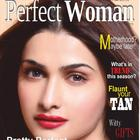 Prachi Desai On The Cover Of Perfect Woman May 2013