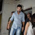 John Abraham At Special Screening Of Shootout at Wadala