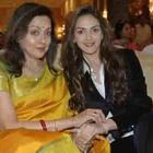 Hema Malini With Her Daughter  Esha Deol