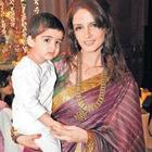 Bollywood Mom's Latest Pics With Child