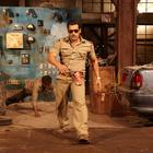 Salman Khan Stylish Look Still As A Cop From Dabangg Movie