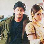 Shahrukh And Sridevi Rare Photo Stills