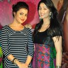 Nisha,Charmi and Surekha At Saradaga Ammaitho Movie Audio Launch