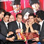 Aamir,Srk,Hrithik And Others At Yamla,Pagla,Deewana 2 Music Launch