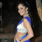 Anasuya Hot Saree Stills At DK Bose Movie Audio Release Function