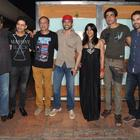 Sanjay,Manoj,Tusshar,Ekta,Sonu And John Graced To Posed At Shootout At Wadala Success Bash
