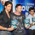 Bollywood Hunk Hrithik Roshan Launched Your Best Body Book By Kris Gethin in Mumbai
