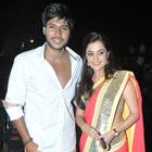 Sandeep And Nisha Nice Stills At DK Bose Audio Release Function