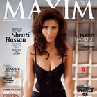 Maxim Hot Photo Shoot By Shruthi Hassan
