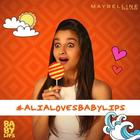 Alia Bhatt Cute Shoot For Baby Lips