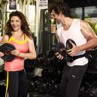 Hrithik Roshan Works Out With His Mom
