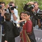 Vidya Balan First Look At 66th Cannes Film Festival 2013