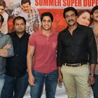 Tadakha Movie Success Meet Stills