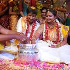 Gopi Chand And Reshma Wedding Photos