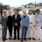 Amitabh at The Great Gatsby Photocall At 66th Cannes Film Festival