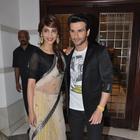 Bollywood Celebrities at Ramaiya Vastavaiya Music Launch