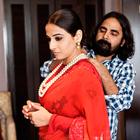 Vidya Balan Photos Behind Cannes Film Festival 2013