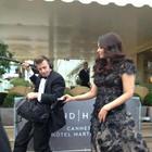 Aishwarya Rai Bachchan At The Premiere Of Inside Llewyn Davis At The Cannes