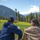 Alia,Randeep And Imtiaz At Aru Valley For Highway
