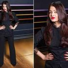 Aishwarya Rai So Sexy Pose For Her Interview At Cannes 2