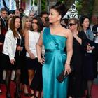 Aishwarya In Gorgeous Blue Gucci Première Gown On Red Carpet At Cannes Film Festival