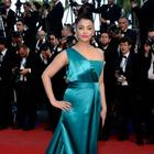 Aishwarya Rai In Gucci At Première Of Cleopatra At Cannes Film Festival 2013