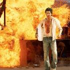 Shahrukh Khan Chennai Express Movie Action Stills