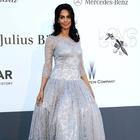 Mallika Sherawat Attends The AmfAR Gala At Cannes