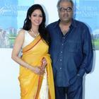 Sridevi And Hubby Boney Kapoor Launch Retail Property In Nasik