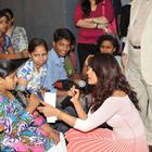Priyanka At My World Conference For Launching Mobile Application
