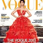 Fashionista Sonam Kapoor On Vogue India June Issue 2013