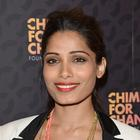 Freida Pinto At The Chime For Change Concert