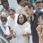 Bollywood Celebs At Jiah Khan's Funeral
